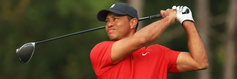 Tiger Woods schiena